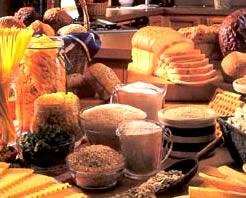 Algunos alimentos ricos en carbohidratos