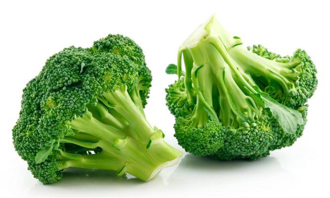 Así es el brócoli preparado para ser cocinado