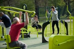 Existen fantásticos lugares para practicar deporte al aire libre