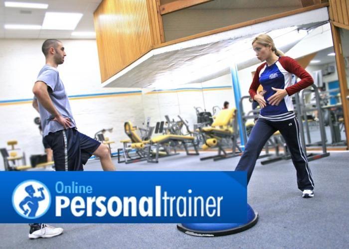 En onlinepersonaltrainer.es podrás contratar un entrenador personal que te ayude a conseguir tus objetivos más fácilmente
