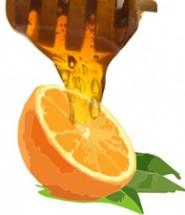 Propiedades de la naranja y la miel