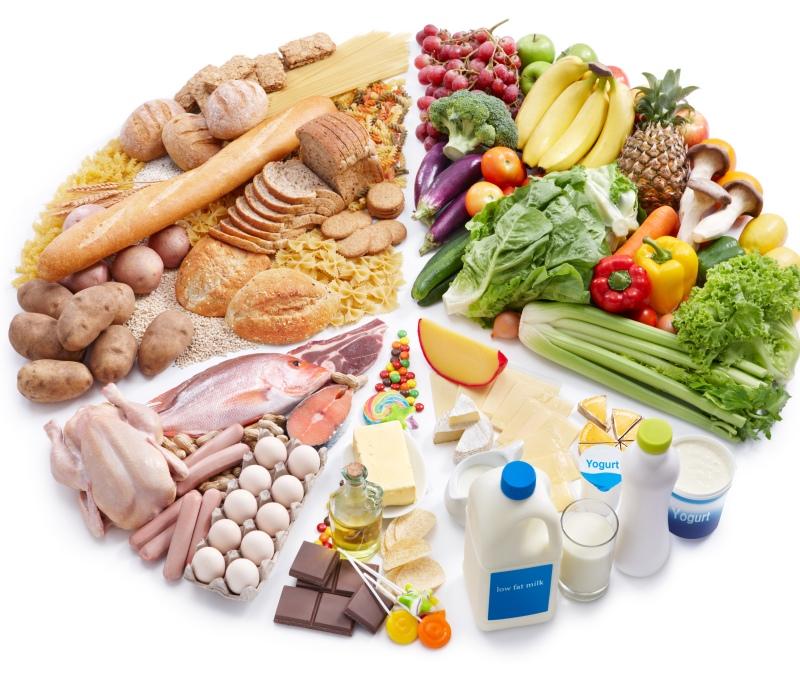 Una dieta bien elaborada te permitirá comer todo tipo de alimentos